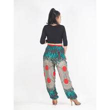 Load image into Gallery viewer, Mandala 213 women harem pants in Orange PP0004 020213 04
