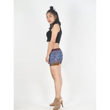 Load image into Gallery viewer, Princess Mandala Women's Shorts Drawstring Genie Pants in Mustard PP0142 020030 04