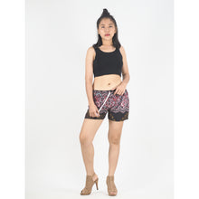 Load image into Gallery viewer, Sunflower Women's Shorts Drawstring Genie Pants in Black PP0142 020164 02