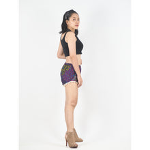 Load image into Gallery viewer, Feather Bed Women's Pompom Shorts Pants in Pink PP0149 020076 01