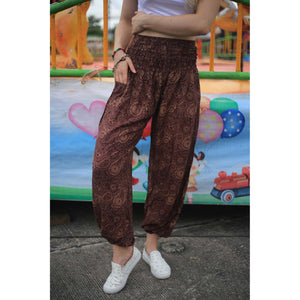 Paisley Mistery 16 women harem pants in Brown PP0004 020016 07