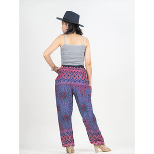 Sunflower 92 women harem pants in Navy PP0004 020092 05