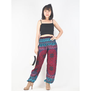 sunflower 92 women harem pants in Red PP0004 020092 02