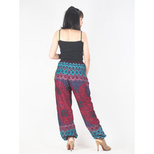 Load image into Gallery viewer, sunflower 92 women harem pants in Red PP0004 020092 02