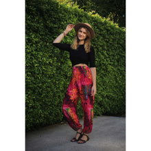 Load image into Gallery viewer, Tie dye 37 women harem pants in Pink PP0004 020037 04