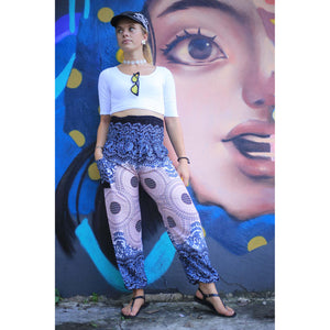 Princess Mandala Women Harem Pants in White PP0004 020030 06