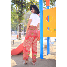 Load image into Gallery viewer, Discrete mandala 182 women harem pants in Pink PP0004 020182 03