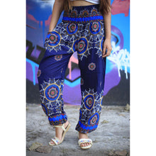 Load image into Gallery viewer, Dream catcher 135 women harem pants in Navy blue PP0004 020135 02