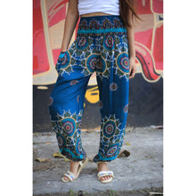 Load image into Gallery viewer, Dream catcher 135 women harem pants in Ocean blue PP0004 020135 03