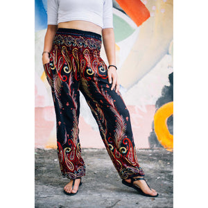 Vibrant vibes 116 women harem pants in Red PP0004 020116 05