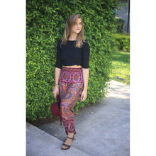 Load image into Gallery viewer, Mandala 114 women harem pants in Red PP0004 020114 06