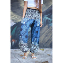 Load image into Gallery viewer, Mandala 125 women harem pants in Black PP0004 020125 01