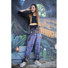 Load image into Gallery viewer, mandala 136 women harem pants in Black PP0004 020136 03