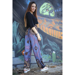 mandala 136 women harem pants in Black PP0004 020136 03