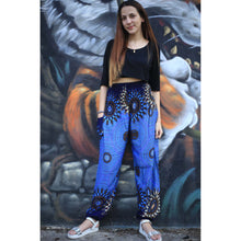 Load image into Gallery viewer, mandala 136 women harem pants in Navy blue PP0004 020136 02