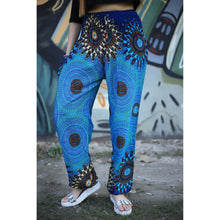 Load image into Gallery viewer, mandala 136 women harem pants in Bright navy PP0004 020136 06