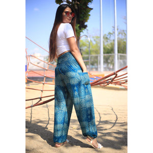 Paisley 133 women harem pants in Green PP0004 020133 06