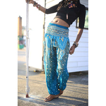 Load image into Gallery viewer, Peacock 8 men/women harem pants in Dark green PP0004 020008 03