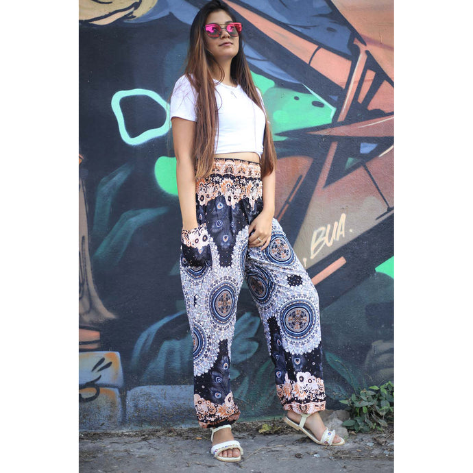 Sunflower 156 women harem pants in Black PP0004 020156 05