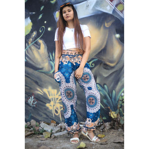 Sunflower 156 women harem pants in Green PP0004 020156 03