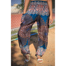 Load image into Gallery viewer, Sunflower 164 women harem pants in Ocean blue PP0004 020164 03