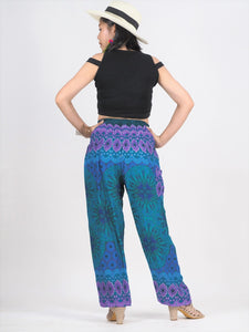 sunflower 96 women harem pants in Green PP0004 020096 05