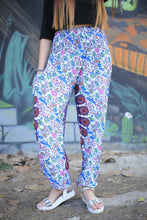 Load image into Gallery viewer, Sunflower portal 129 women harem pants in White PP0004 020129 04