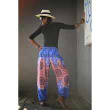 Load image into Gallery viewer, tone mandala 91 women harem pants in Navy PP0004 020091 05