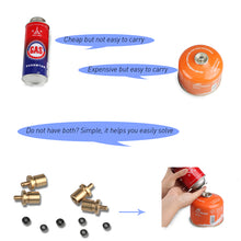 Load image into Gallery viewer, Gas Refill Adapter for Camping Stove