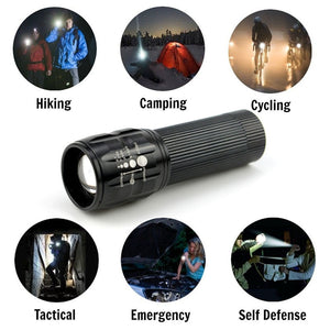 Zoomable Mini Camping Lamp