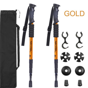 Outdoor Aluminum Walking Crutches