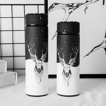 Load image into Gallery viewer, Deer Design Outdoor Thermos