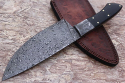 "[ 15% Off Now ] Heavy Duty Chef Knife Damascus Steel Handmade knife 12.0"" - Turtle Blades"