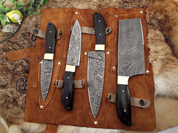 Custom Chef Knives  - Turtle Blades