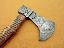 damascus Steel Axe