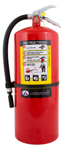 ABC Fire Extinguisher 10lb/20lb IN STORE PICKUP ONLY
