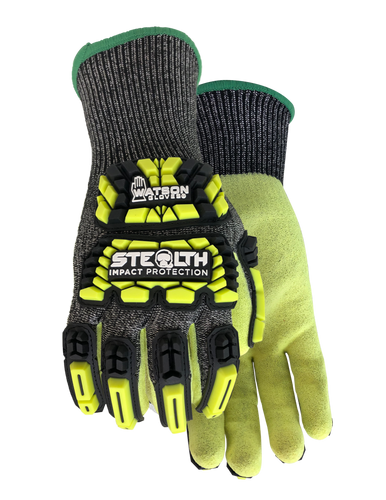 Watson Stealth Dog Fight Impact Gloves