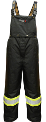 Viking Professional® Insulated Journeyman 300D Trilobal Rip-Stop FR Bib Pants