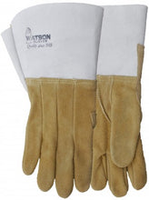 Load image into Gallery viewer, Watson Buckweld Elk Hide Welding Gloves