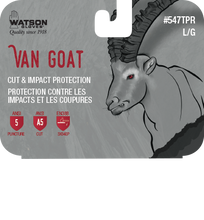 Load image into Gallery viewer, Watson Van Goat Cut-Resistant Impact Gloves