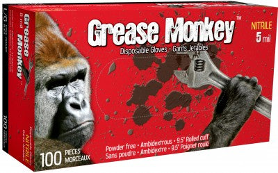 Watson Grease Monkey Gloves 50 Pair Box