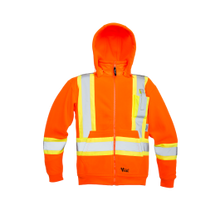 Load image into Gallery viewer, Safety Fleece Hoodie (Various Colors)