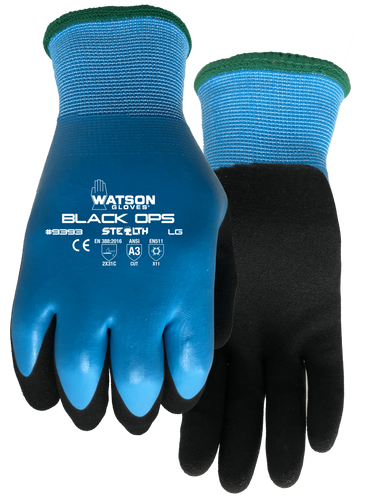 Watson Stealth Black Ops Gloves