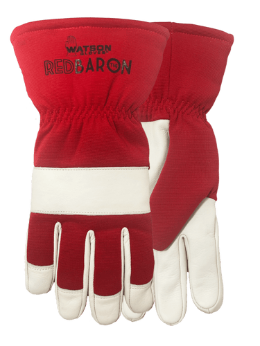 Watson Red Baron Gauntlet Gloves