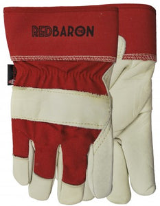 Watson Sherpa Lined Red Baron Gloves