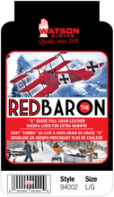 Load image into Gallery viewer, Watson Sherpa Lined Red Baron Gloves