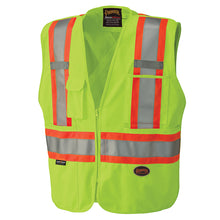 Load image into Gallery viewer, Pioneer Hi-Viz Safety Tear-Away Mesh Back Vest (Various Colors)