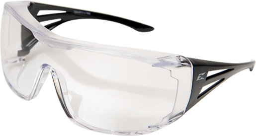 Edge OSHA OTG Safety Glasses (Assorted Lenses)