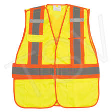 Traffic Vests, CSA Compliant