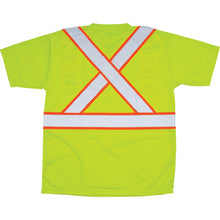 Load image into Gallery viewer, Zenith Hi-Viz Birdseye Safety Shirt